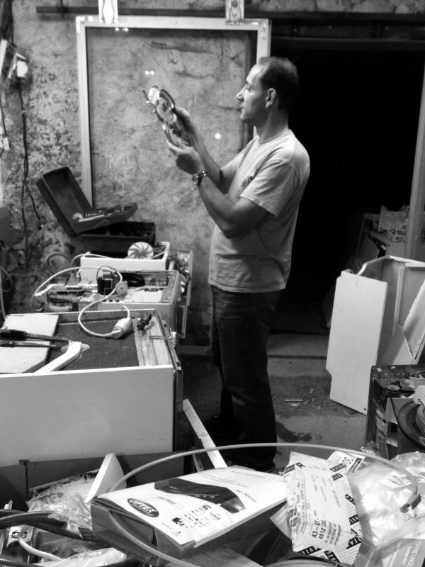 Atelier.
