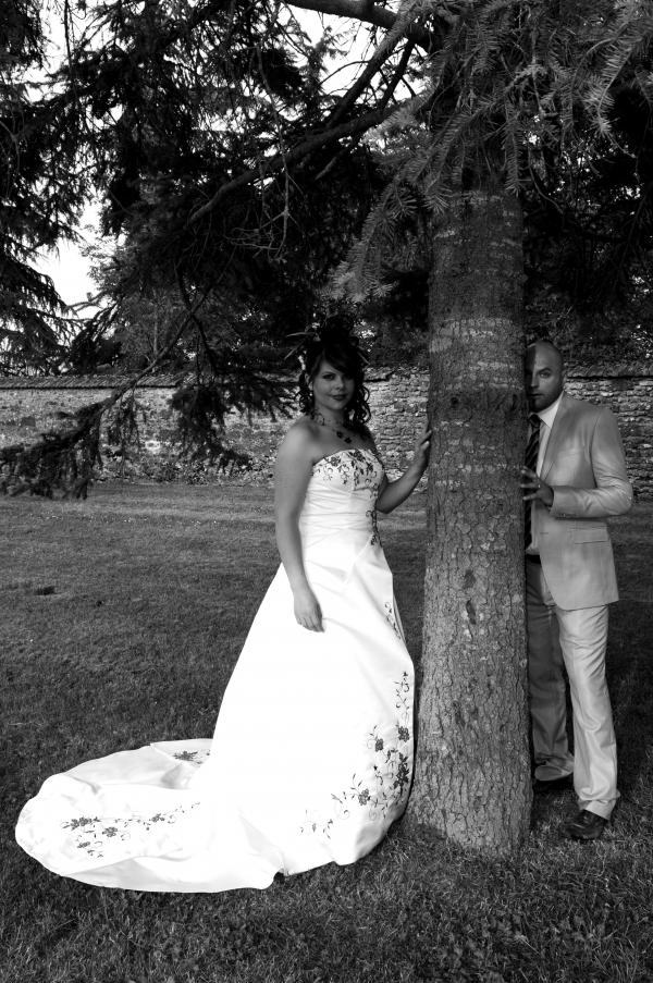 Sandrine et Hervé.