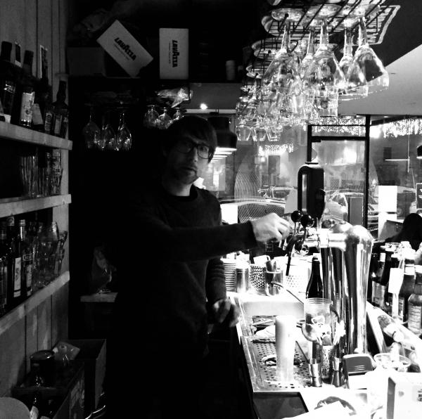 Bar-Man.