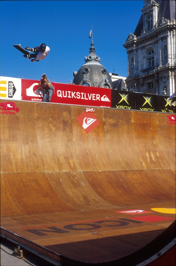 Skate Aérien.